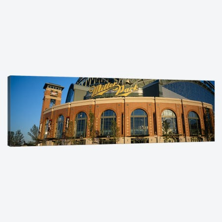 Miller Park In Zoom, Milwaukee, Wisconsin, USA Canvas Print #PIM12215} by Panoramic Images Canvas Art Print