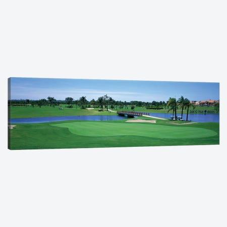 Golf Course Gold Coast Queensland Australia Canvas Print #PIM12230} by Panoramic Images Canvas Artwork