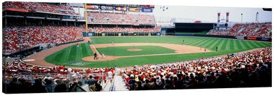 Great American Ballpark, Cincinnati, Ohio, USA Canvas Art Print