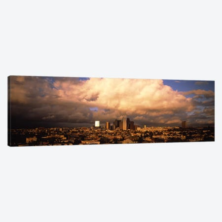 Los Angeles CA USA Canvas Print #PIM1229} by Panoramic Images Canvas Print
