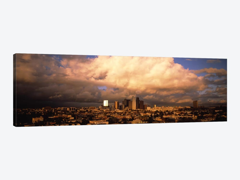 Los Angeles CA USA by Panoramic Images 1-piece Canvas Art