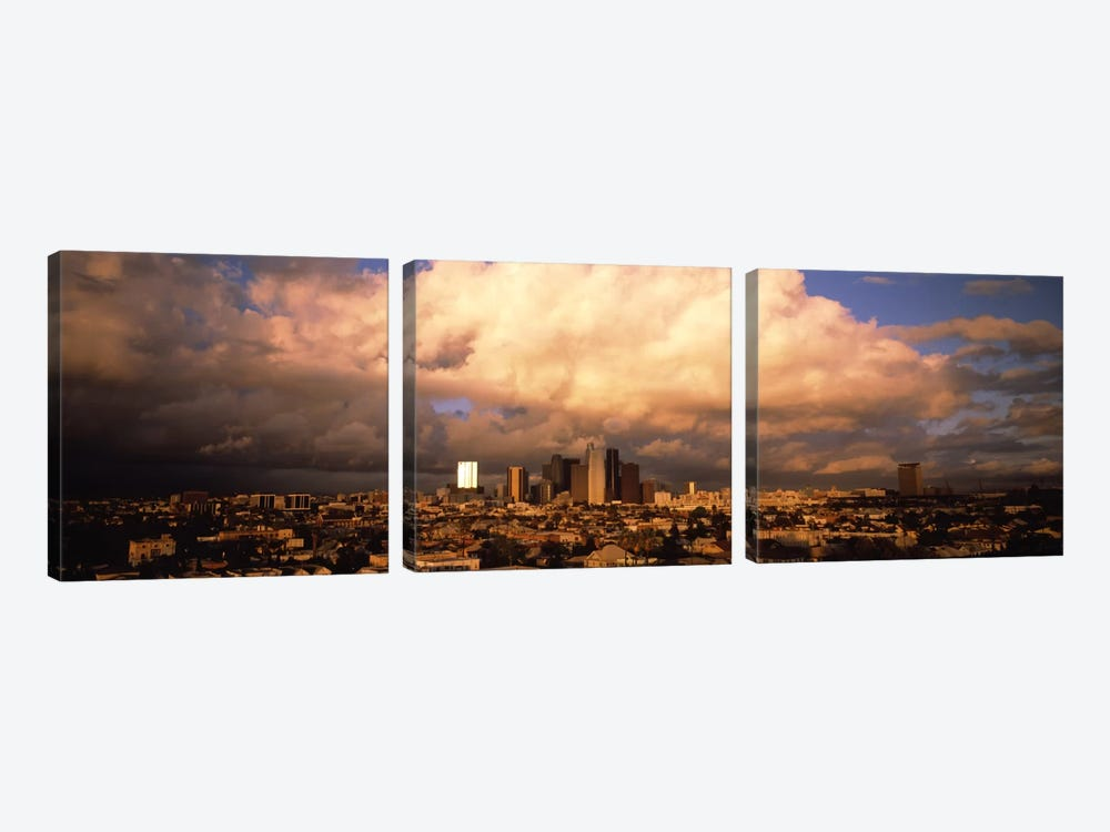 Los Angeles CA USA by Panoramic Images 3-piece Canvas Art