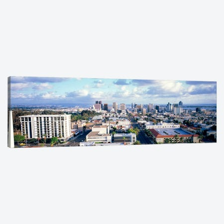 San Diego CA USA Canvas Print #PIM1232} by Panoramic Images Canvas Wall Art