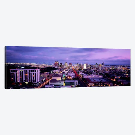 San Diego CA USA #2 Canvas Print #PIM1233} by Panoramic Images Canvas Wall Art