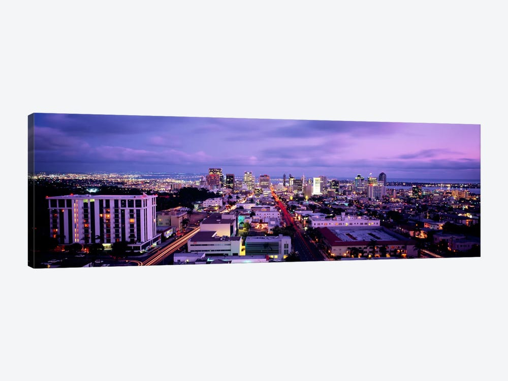 San Diego CA USA #2 by Panoramic Images 1-piece Art Print