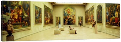 Beaux Arts Museum Lyon France Canvas Print #PIM1239