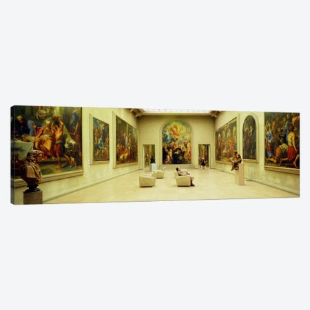 Beaux Arts Museum Lyon France Canvas Print #PIM1239} by Panoramic Images Canvas Wall Art