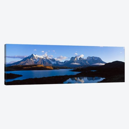 Torres Del Paine, Patagonia, Chile Canvas Print #PIM123} by Panoramic Images Canvas Art Print
