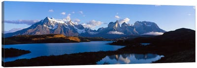 Torres Del Paine, Patagonia, Chile Canvas Art Print
