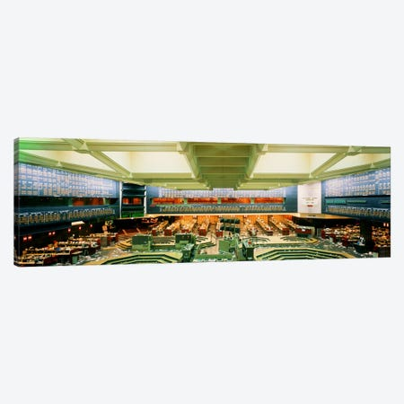 Board of Trade Chicago IL USA Canvas Print #PIM1244} by Panoramic Images Canvas Wall Art