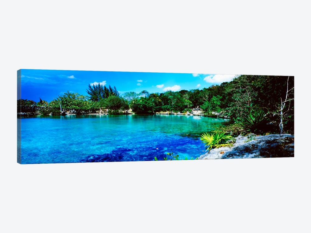 Tranquil Lagoon, Cozumel, Mexico by Panoramic Images 1-piece Canvas Wall Art