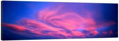 Cloudscape Canterbury New Zealand Canvas Print #PIM1283