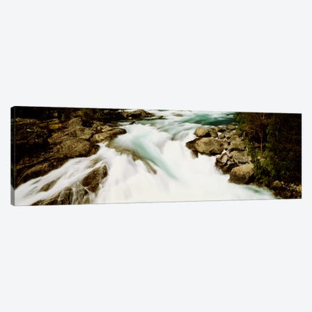 Namsen River Norway Canvas Print #PIM1285} by Panoramic Images Canvas Wall Art