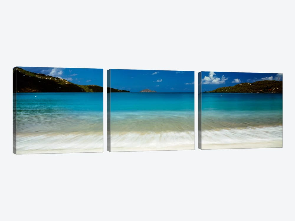 Magens Bay St Thomas Virgin Islands by Panoramic Images 3-piece Canvas Wall Art