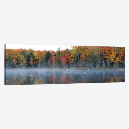 Lake Hiawatha, Alger County, Upper Peninsula, Michigan, USA Canvas Print #PIM13019} by Panoramic Images Canvas Art Print