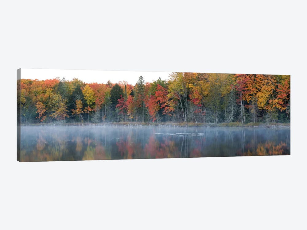 Lake Hiawatha, Alger County, Upper Peninsula, Michigan, USA by Panoramic Images 1-piece Canvas Wall Art