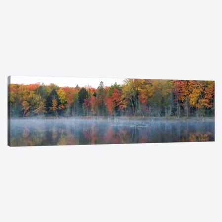 Lake Hiawatha, Alger County, Upper Peninsula, Michigan, USA Canvas Print #PIM13019} by Panoramic Images Canvas Art Print