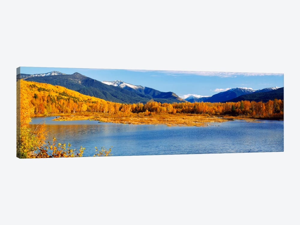 Lake Baikal Siberia Russia by Panoramic Images 1-piece Canvas Wall Art