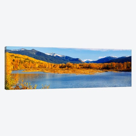 Lake Baikal Siberia Russia Canvas Print #PIM1308} by Panoramic Images Canvas Art