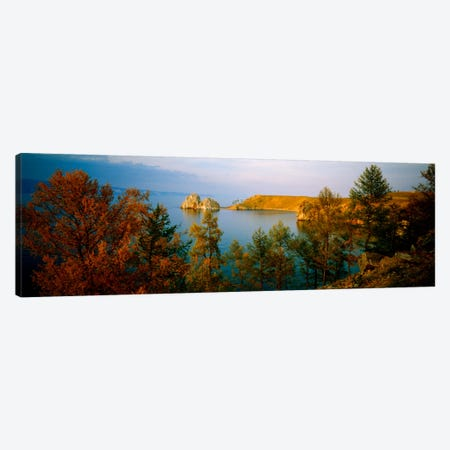 Lake Baikal Siberia Russia Canvas Print #PIM1309} by Panoramic Images Canvas Wall Art
