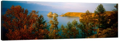 Lake Baikal Siberia Russia Canvas Art Print