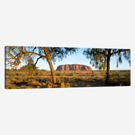 Ayers Rock Australia Canvas Print #PIM1311} by Panoramic Images Canvas Print