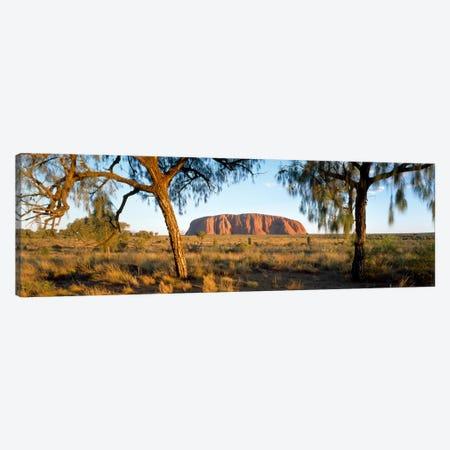 Ayers Rock Australia Canvas Print #PIM1311} by Panoramic Images Canvas Print
