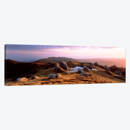 Hump Ridge Fiordland National Park New Zealand Canvas Print #PIM1314} by Panoramic Images Canvas Art