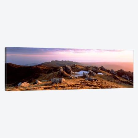 Hump Ridge Fiordland National Park New Zealand Canvas Print #PIM1314} by Panoramic Images Canvas Art