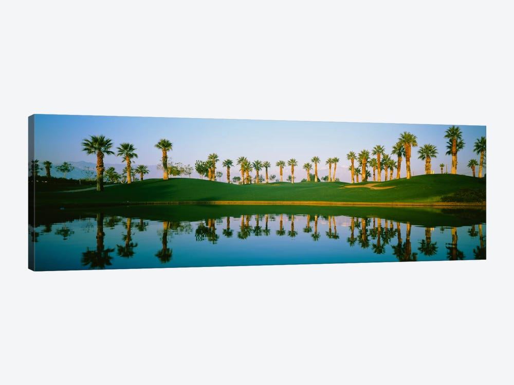 Golf Course MarriotÕs Palms AZ USA by Panoramic Images 1-piece Canvas Art