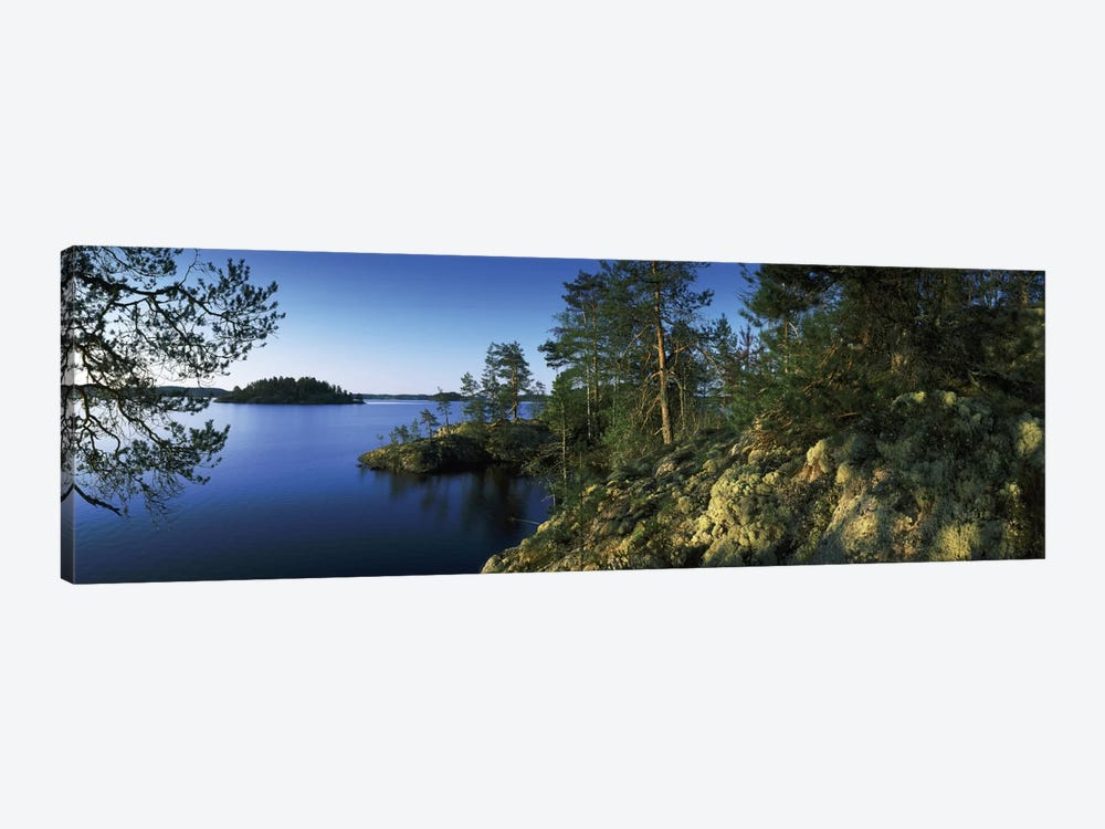 Landscape I, Lake Saimaa, Puumala, Finland by Panoramic Images 1-piece Canvas Print