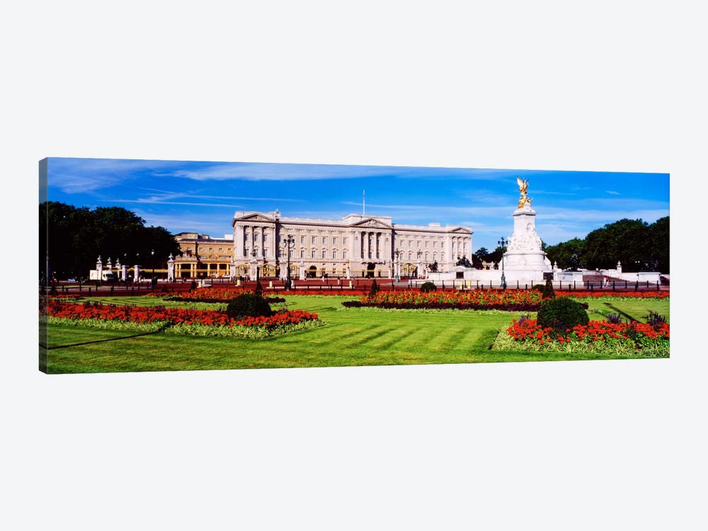 Buckingham Palace, City Of Westminster, London, England, United Kingdom by Panoramic Images 1-piece Canvas Art Print