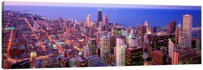 Chicago, Illinois, USA Canvas Print #PIM1335
