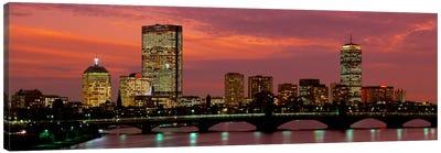 Back Bay, Boston, Massachusetts, USA Canvas Print #PIM1340