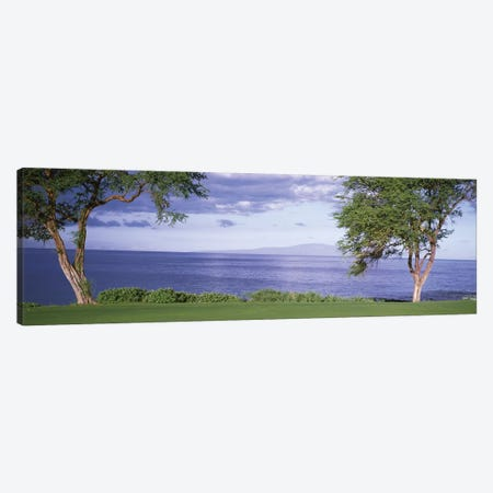 Makena Golf Course VI, Makena, Maui, Hawai'i, USA Canvas Print #PIM13424} by Panoramic Images Canvas Print