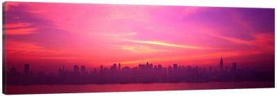 Skyline, NYC, New York City, New York State USA Canvas Print #PIM1345