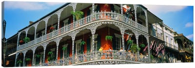 French Quarter New Orleans LA USA Canvas Art Print