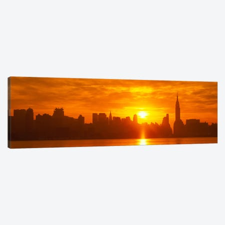 NYC, New York City New York State, USA Canvas Print #PIM1352} by Panoramic Images Canvas Art Print