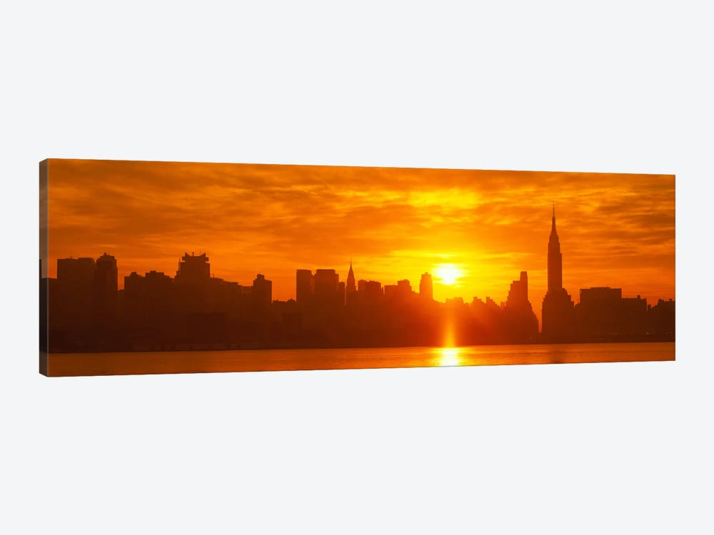 NYC, New York City New York State, USA by Panoramic Images 1-piece Art Print