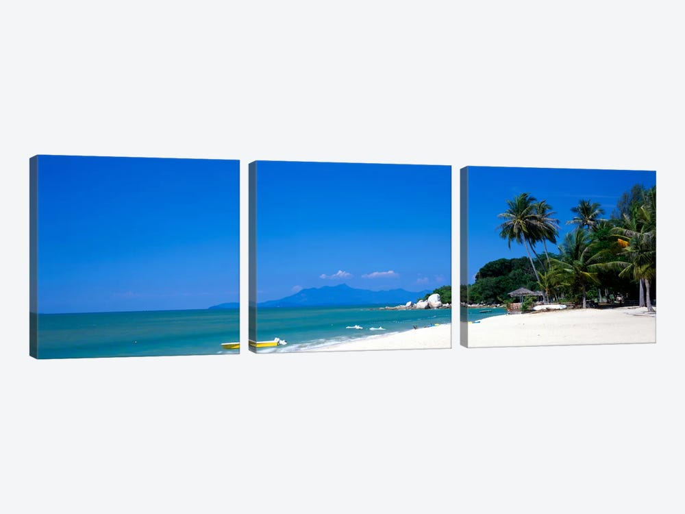 South China Sea Malaysia by Panoramic Images 3-piece Art Print