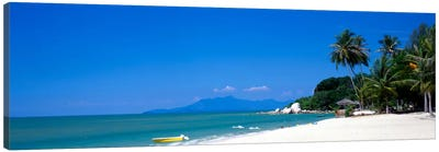 South China Sea Malaysia Canvas Art Print