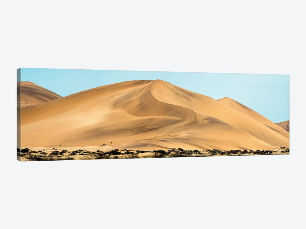 Desert Landscape, Walvis Bay, Namibia by Panoramic Images 1-piece Canvas Print