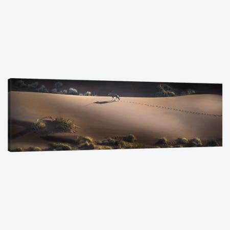 Gemsbok, Sossusvlei, Namib Desert, Namib-Naukluft National Park, Namibia Canvas Print #PIM13943} by Panoramic Images Art Print