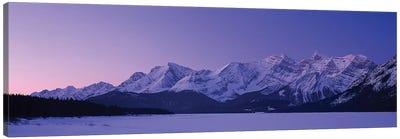 Mount Foch, Alberta, Canada Canvas Print #PIM13951