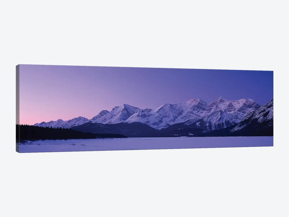 Mount Foch, Alberta, Canada by Panoramic Images 1-piece Canvas Wall Art