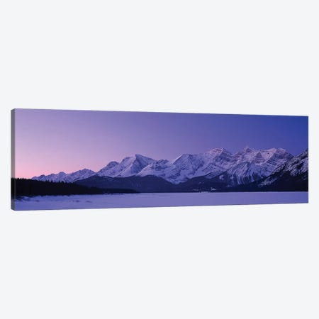 Mount Foch, Alberta, Canada 3-Piece Canvas #PIM13951} by Panoramic Images Canvas Art