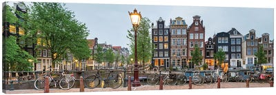 Cityscape I, Amsterdam, North Holland Province, Netherlands Canvas Art Print