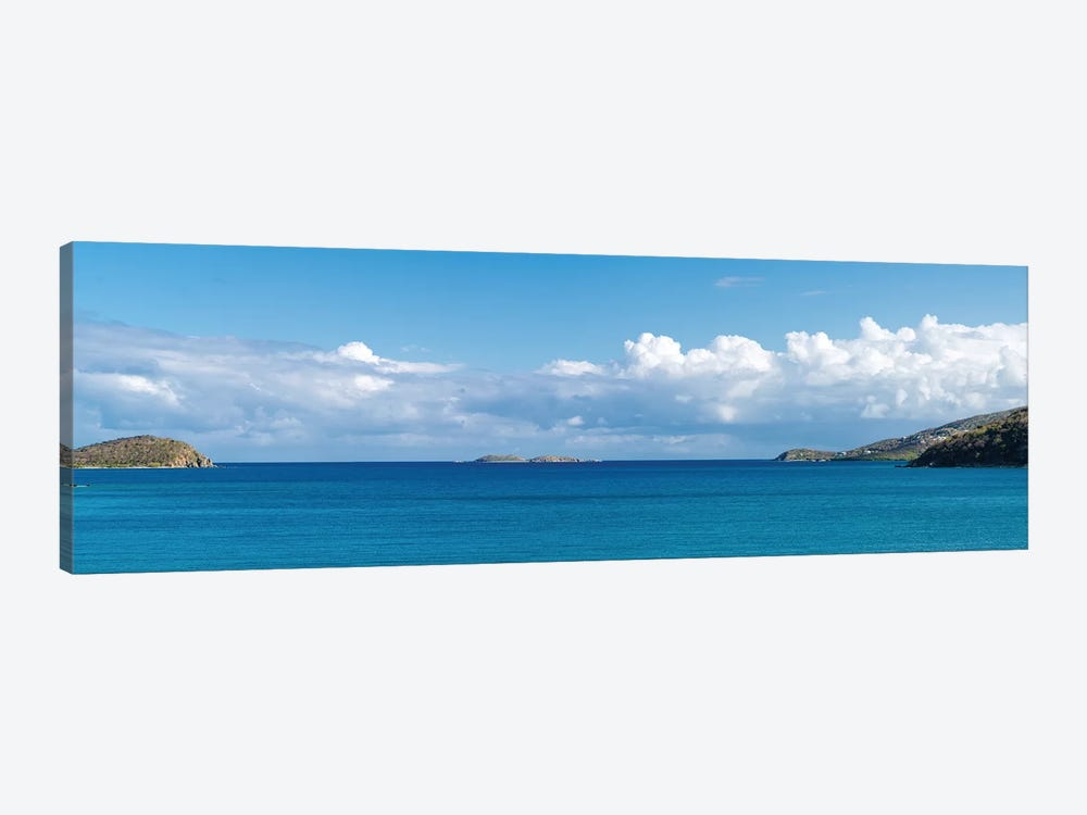 Seascape, Coral Bay, St. John, U.S. Virgin Islands 1-piece Canvas Art