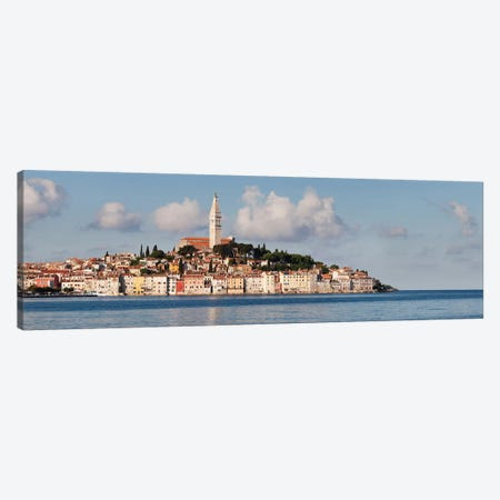 Basilica of St. Euphemia I, Rovinj, Istria, Croatia Canvas Print #PIM13975} by Panoramic Images Art Print