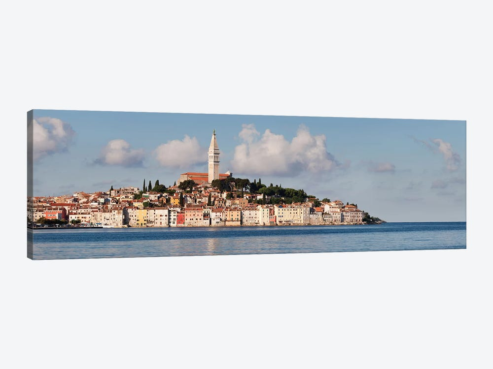 Basilica of St. Euphemia I, Rovinj, Istria, Croatia 1-piece Canvas Art